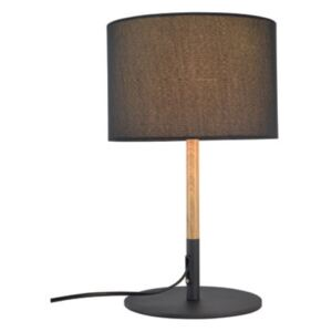 ACA DECOR Stolní lampa Fabric Black