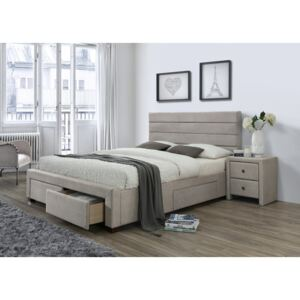 KAYLEON bed with drawers
