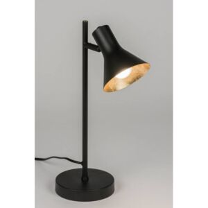 Stolní designová lampa Retro 60 Black and Gold (Greyhound)