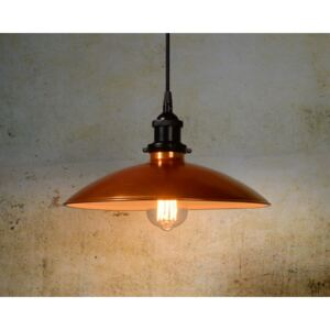 LUCIDE BISTRO - Pendant light - Ø 32 cm - Copper