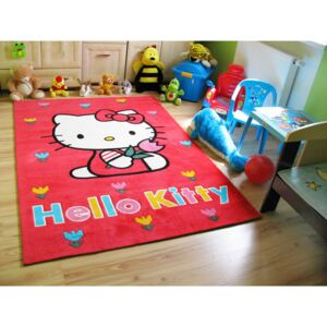 TodaCarpets Koberec HELLO KITTY 756 80x120 cm