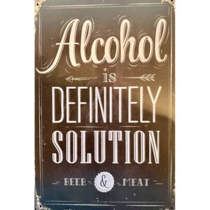 Cedule Alcohol is Definitely Solution