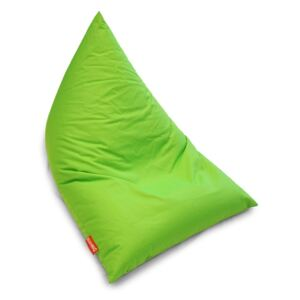 Beanbag Sedací vak Triangle Light Green