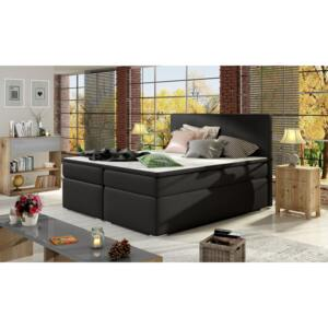 Eltapmeble Postel Divalo Boxspring 140x200 cm - So