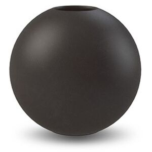 COOEE Design Váza Ball Black - 8 cm