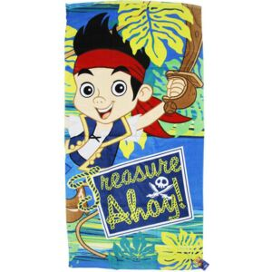 TOWEL JAKE AND THE NEVER OSUŠKA 70X140 CM Velikost: ONE SIZE