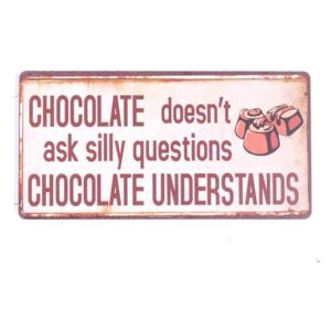 Magnet Chocolate doesn't ask