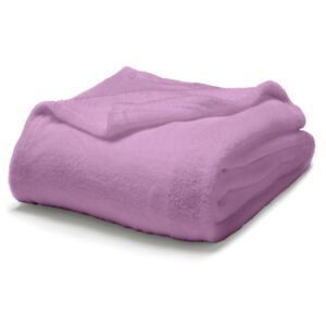 TODAY Maxi fleece deka 220x240 cm Figue - fialová