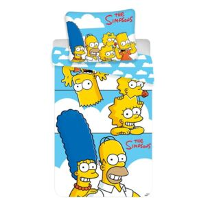 Jerry Fabrics The Simpsons family