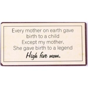 Magnet High five mom