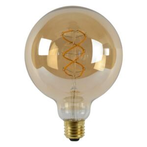 ACA DECOR EDISON LED žárovka G125 Gold