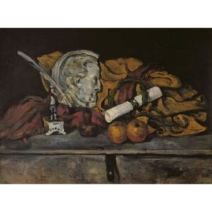 Obraz, Reprodukce - Still Life of the Artist's Accessories, 1872, Paul Cezanne