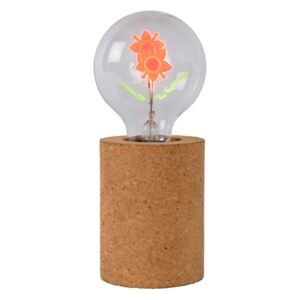 Lucide Lucide 03519/03/43 - LED Stolní lampa CORKY - FLOWER 1xE27/3W/230V LC2568