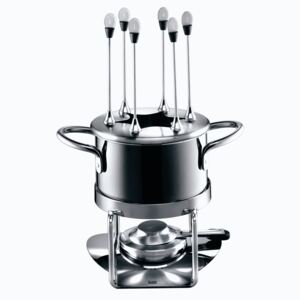 Black Silargan Globe Fondue set - Silit-WMF Group