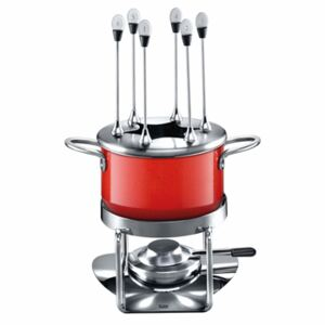 Fondue set ENERGY RED Silargan - Silit-WMF Group