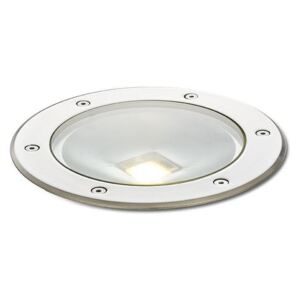 TERRA zápustná nerez 230V LED 20W 120° IP67 3000K - RED - DESIGN RENDL - RD-RED R10532