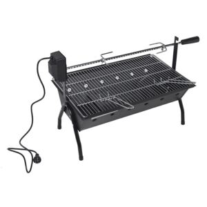 Gril Barbecue s motorem, 86 x 41 x 51 cm - Sharks S75325