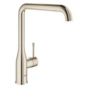 Dřezová baterie Grohe Essence New s otočným raménkem Polished Nickel 30269BE0