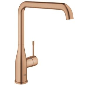 Dřezová baterie Grohe Essence New s otočným raménkem Brushed Warm Sunset 30269DL0