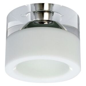 Emithor DOWNLIGHT 1xG9/40W, ALU/CLEAR/WHITE 71014-V - Rozbalené 1ks