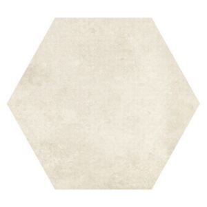 EBS Terracina dlažba hexagon 25,8x29 white