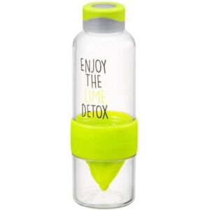 Lock&Lock Láhev Bisfree Detox 520 ml, zelená
