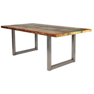 SIT MÖBEL Jídelní stůl TABLES & BENCHES SHIP RECTANGLE 180 × 90 × 76,5 cm, Vemzu