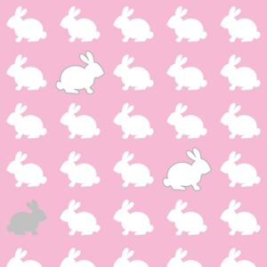 Tapeta rabbits