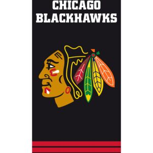 Osuška NHL Chicago Blackhawks Black
