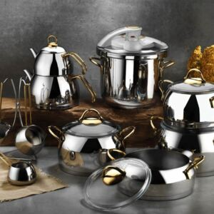 Set hrnců Kutahya Kitchenware Set Razzo