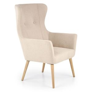 COTTO leisure chair, color: beige
