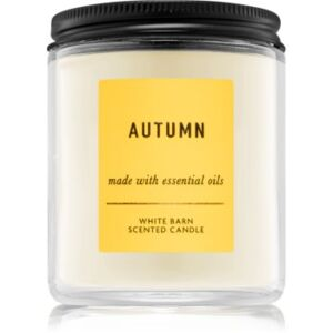 Bath & Body Works Autumn vonná svíčka 198 g