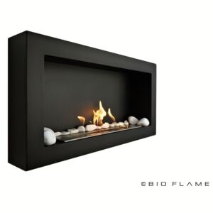Biokrb Trend M black Close (40 x 80 x 12 cm)