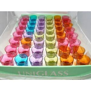 Uniglass DISPLAY Marocco 35 cl mix barev U51031CF/D