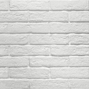 Ceramika Rondine Brick New York White 6 x 25 cm J85677