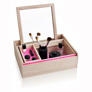 Balsabox Make-up, Nomess