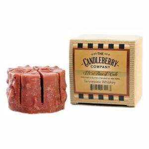 Candleberry Tennessee Whiskey - Vonný vosk do aromalampy