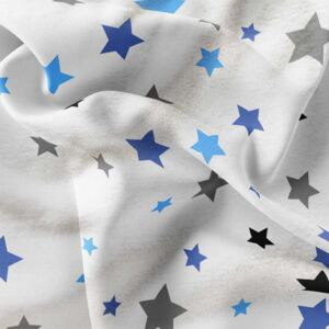 Fleece – Stars (blue)