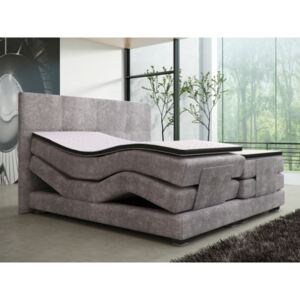 Postel boxspring Mario Electric Soft-Top 90x200 cm