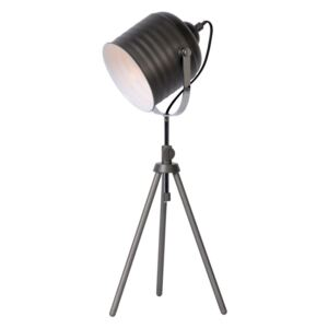 LUCIDE STUDIO Grey Iron stolní lampa