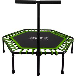 Olympic Sport Fit FITNESS Trampolína 130 cm Green + madlo