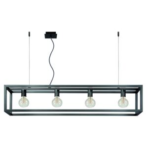 LUCIDE ORIS - Pendant light - Grey iron