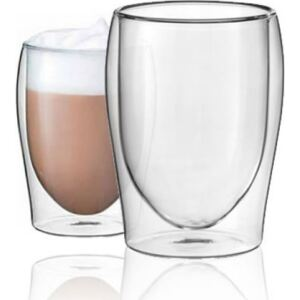 ScanPart Cappuccino thermo glass 300ml - ScanPart