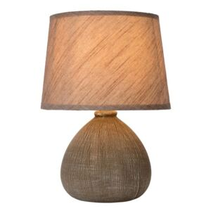 LUCIDE Stolní lampa RAMZIS Brown