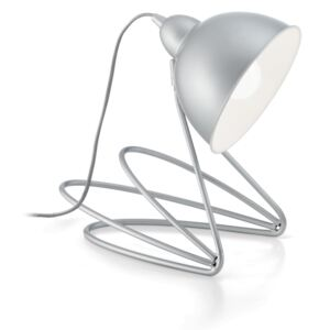 Ideal Lux Stolní lampa Guendalin ARGENTO