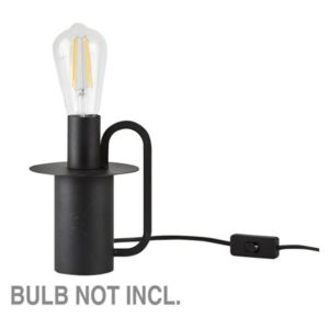 Villa Collection Stolní lampa (E27) Black