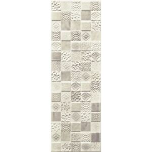 Love Ceramic Obklad Dekor Ground Roots White 20x60