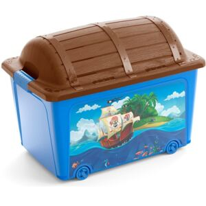 Kis W Box Toy Style Pirate 50 l