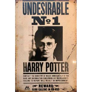 Cedule Undesirable Harry Potter