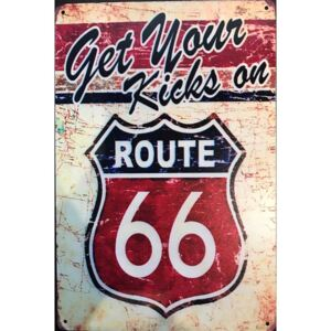 Cedule Route 66 - Get Your Kick on